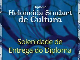 Diploma Heloneida Studart de Cultura 2016