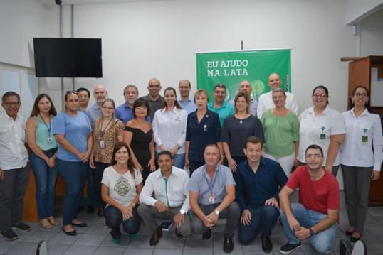 """Triunfo Transbrasiliana e Sabesp são os novos parceiros da campanha """"Eu Ajudo na Lata"""""""