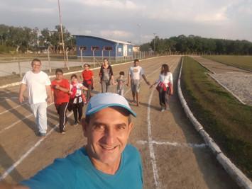 Projeto Caminhada Feliz