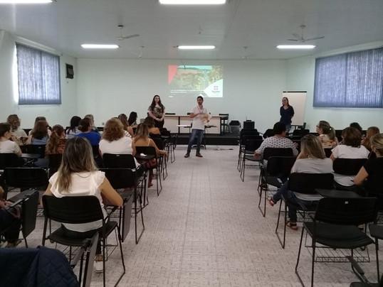 Professores de Mirassol participam do curso de multiplicadores em educação ambiental
