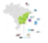 O Instituto Invepar estimula o desenvolvimento e a valorização dos locais e das pessoas impactadas pelos negócios do grupo e contribui para reduzir os impactos ambientais. Foram mais de 50 projetos apoiados pelo Brasil.