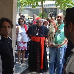 Visita de São Sebastião