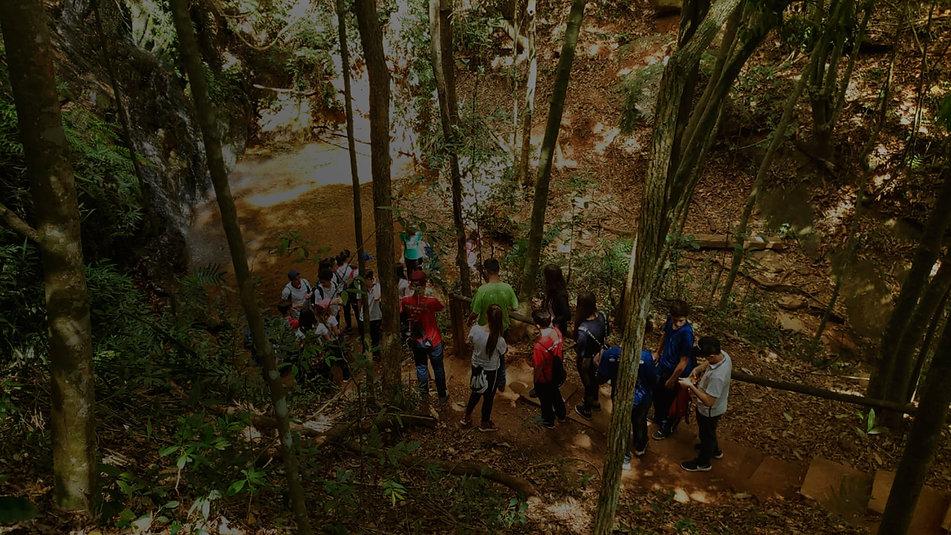 Foto Eixo Educação Ambiental e Sustentab
