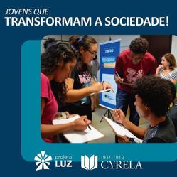 Jovens inspiram inovações no programa