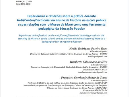 NEPS publica novos artigos em revistas acadêmicas