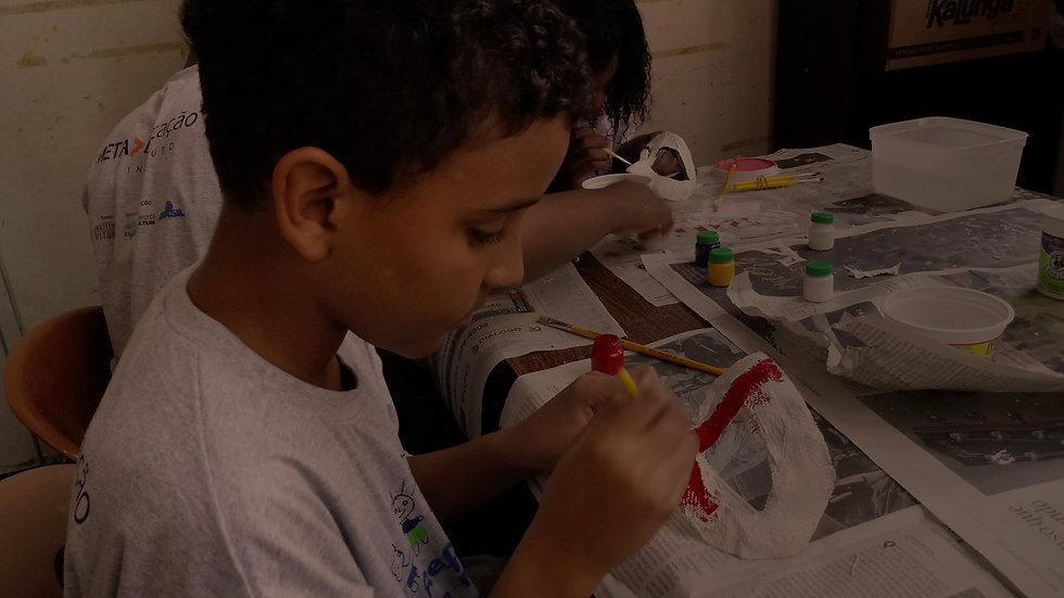 Meta Educação Conhecimento Arte Transfor
