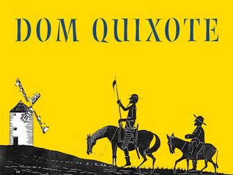 "Lona Na Lua apresenta o espetáculo ""Dom Quixote"""
