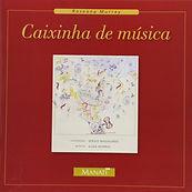 capa livro caixinha de musica roseana mu