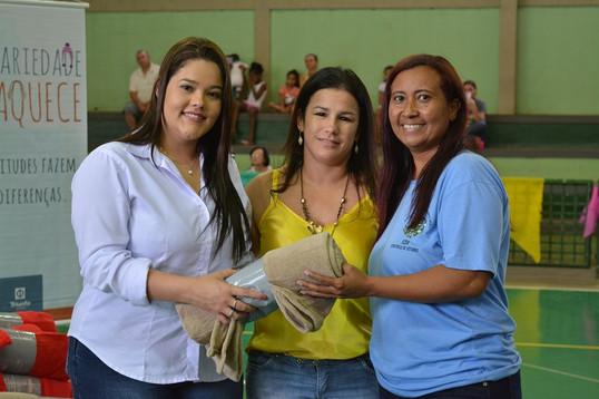 Triunfo Transbrasiliana finaliza campanha Operação Inverno