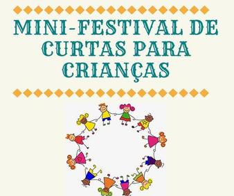 Mini-Festival de Curtas para Crianças