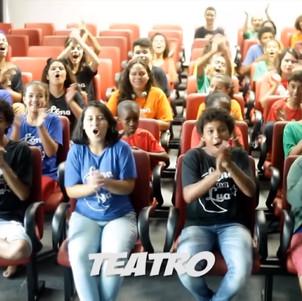 TV Lona na Lua grava imagens do projeto em Silva Jardim