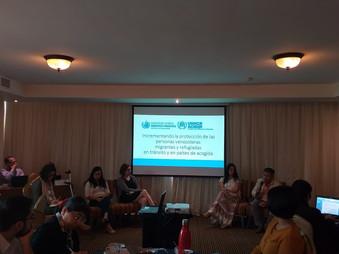 CDHIC e Espaço Sem Fronteiras participam de oficina do ACNUR