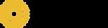 IEPS logotipo para tela amarelo e preto