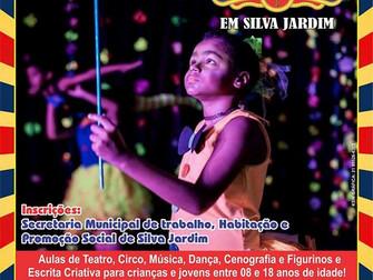"Projeto ""Lona na Lua em Silva Jardim"" está de volta"