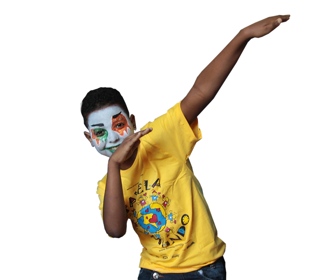 favela mundo, ong, cidadania, cultura, social, rio de janeiro, projetos sociais, educação, crianças, menino, arte, maquiagem, dança