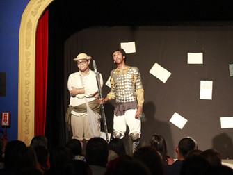 """""""Dom Quixote"""" volta ao palco do Lona na Lua!"""