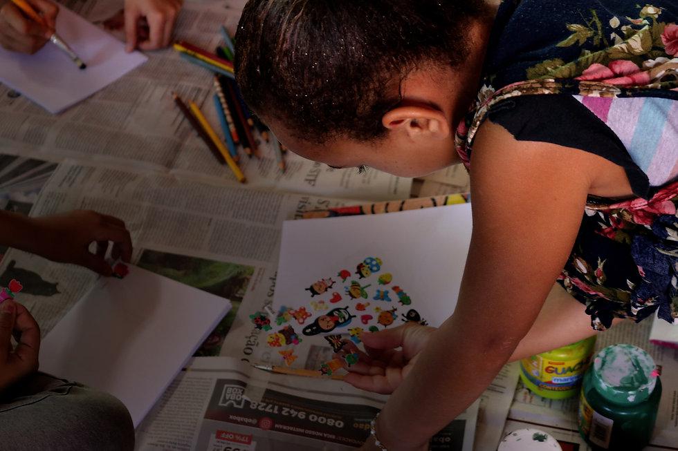 Paineiras Projeto social em Uberlândia.J