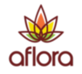 logotipo aflora