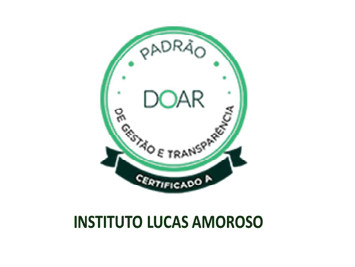Instituto Lucas Amoroso obtém o Selo Doar