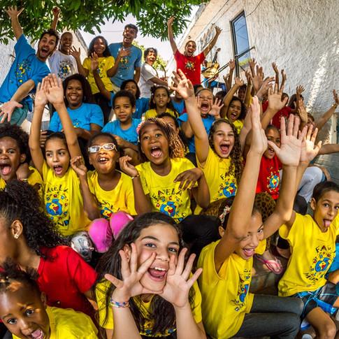 Favela Mundo - Projeto Social
