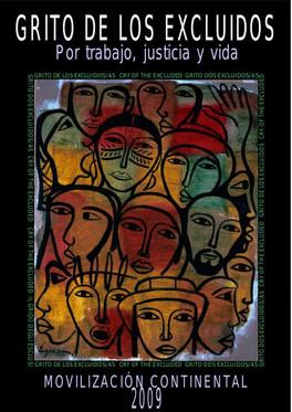 Cartaz Grito Continental 2009