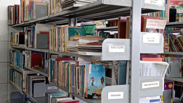 Nossa biblioteca
