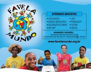 NOVA UNIDADE DO FAVELA MUNDO NO ENGENHO DA RAINHA