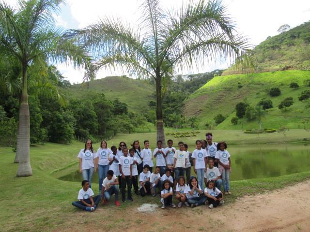 Espaço do Saber visitam o Projeto Água
