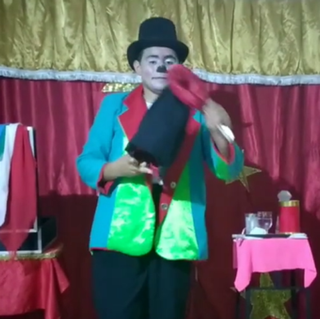 Espetáculo Ô de Casa