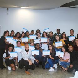A formatura das turmas da Agência Jovem foram um sucesso!