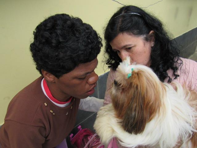 Dia dos Pets no Lar Santa Catarina