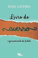 ELISA LUCINDA Capa - O Livro do Avesso.j