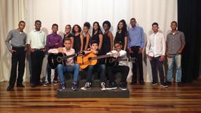 Arte e Cultura / Dança e violão