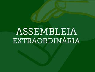 Edital de Convocação para Assembleia Extraordinária
