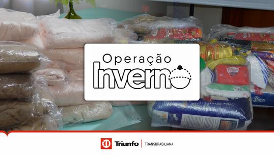 Triunfo Transbrasiliana finaliza Operação Inverno