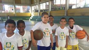 Esporte quadra da ACOPAMEC