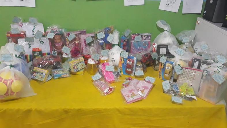 Festa do Dia das Crianças e Aniversariantes do mês