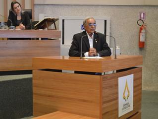 Fundador da CSA recebe título de Cidadão Honorário
