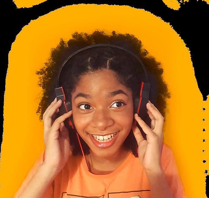 Meta Educação Conhecimento Arte Transformação Social Criança Podcast Reforço do Futuro