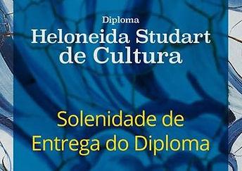 Lona na Lua diploma Heloneida Studart de Cultura 2016