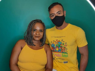 A Arte Gerando promove live-aula sobre maquiagem para pele negra
