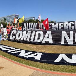 Entidades se mobilizam para promover a I Conferência Popular pela Democracia e Paz