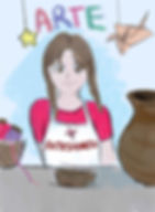 caliandra, clube caliandra, clube juvenil, artesanato, culinária, gastronomia, acehu, lajedo