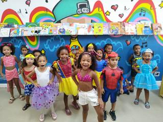 Gritinho de Carnaval agitou Acari e CDD!