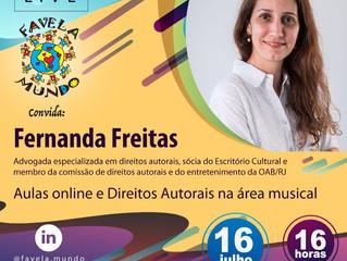 Live: a utilização de músicas em aulas online - direitos autorais