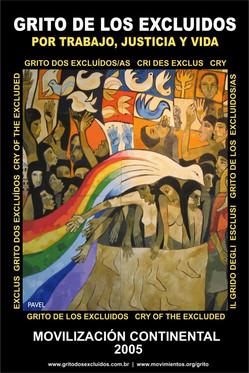 Cartaz Grito Continental 2005