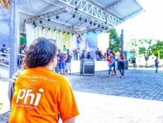 Lona na Lua e Instituto Phi renovam parceria para 2018
