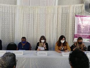 Posse da nova Diretoria Colegiada do Movimento de Mulheres em São Gonçalo