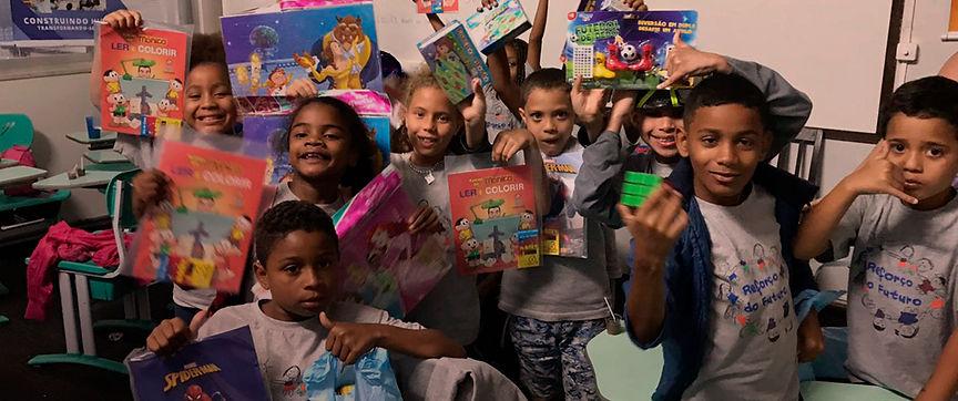 Meta Educação Conhecimento Arte Transformação Social Crianças