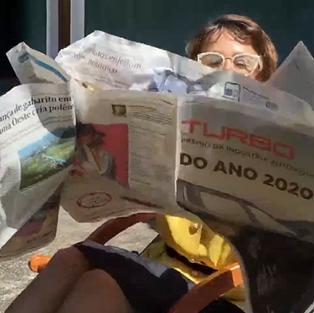 Lidando Com as Notícias do Jornal